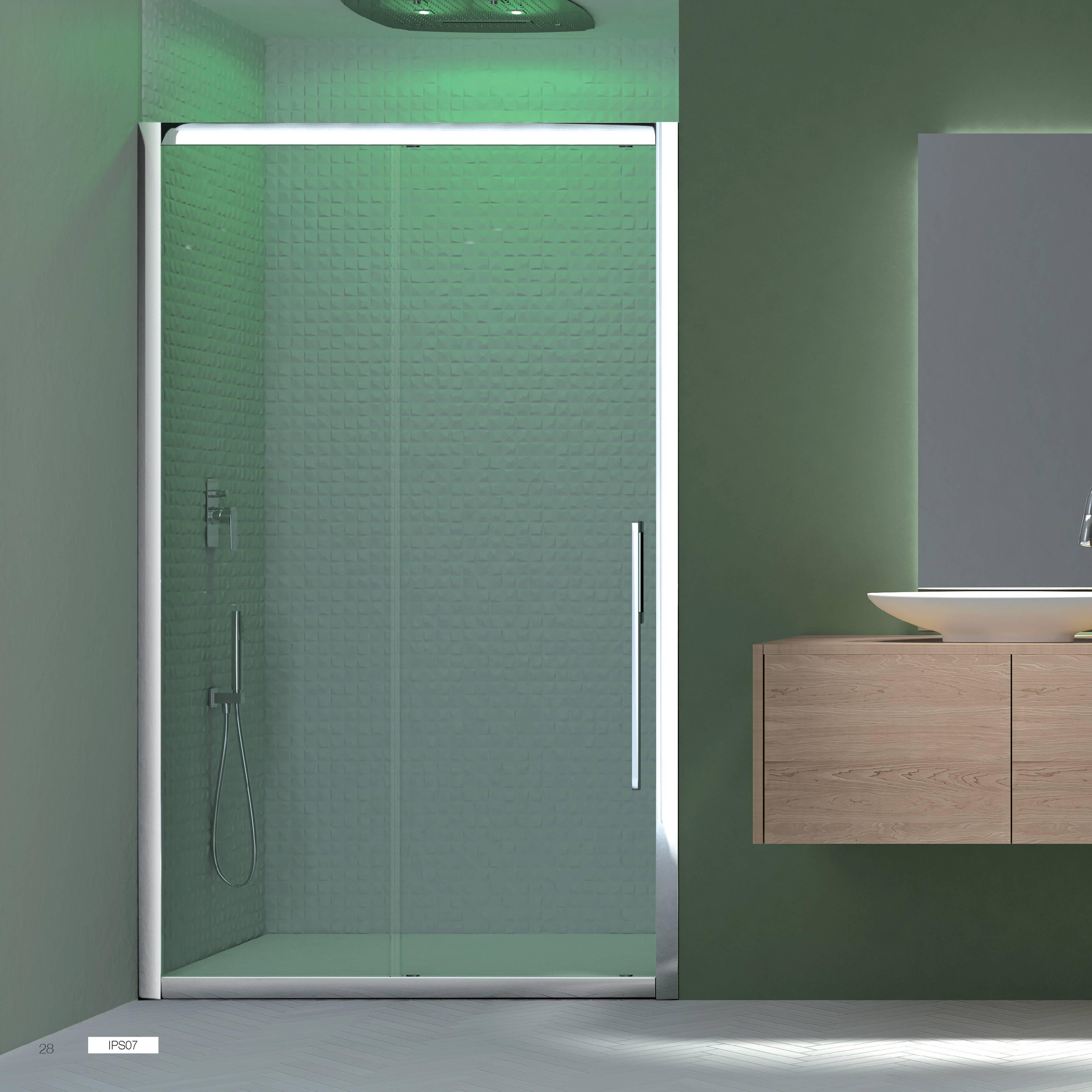 Box doccia per bagno Roma