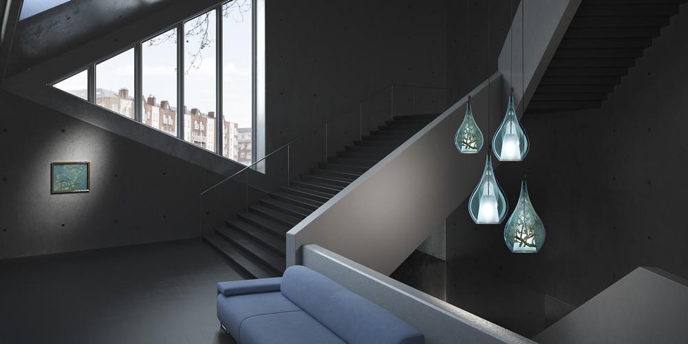 Illuminazione casa Roma